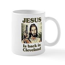 Back in Cleveland Mug