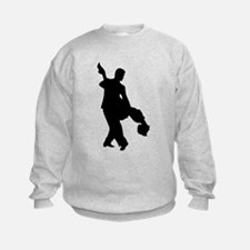 Couple Silhoutte Sweatshirt