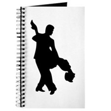 Couple Silhoutte Journal