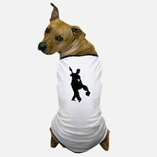 Couple Silhoutte Dog T-Shirt