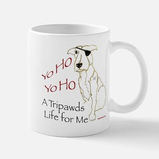 A Tripawds Life Mug