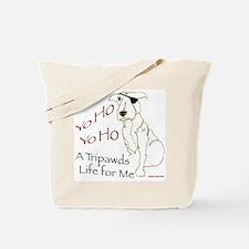 A Tripawds Life Tote Bag