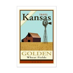 Travel Kansas Posters