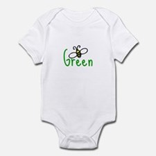 bee green Infant Bodysuit