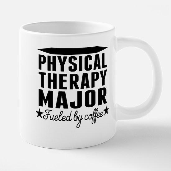 Physical Therapy Major Fuel 20 oz Ceramic Mega Mug