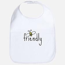 bee friendly Bib