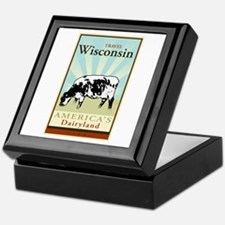 Travel Wisconsin Keepsake Box