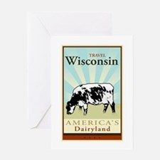 Travel Wisconsin Greeting Card