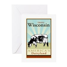 Travel Wisconsin Greeting Cards (Pk of 20)