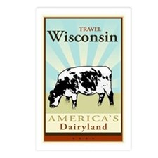 Travel Wisconsin Postcards (Package of 8)