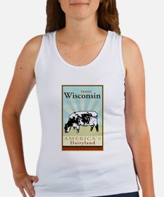 Travel Wisconsin Women's Tank Top