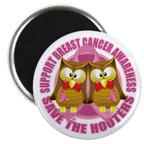 """Save the Hooters 2 2.25"""" Magnet (10 pack)"""