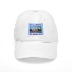 Downey California Baseball Cap