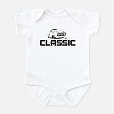 Ford Classic Truck 56 Infant Bodysuit