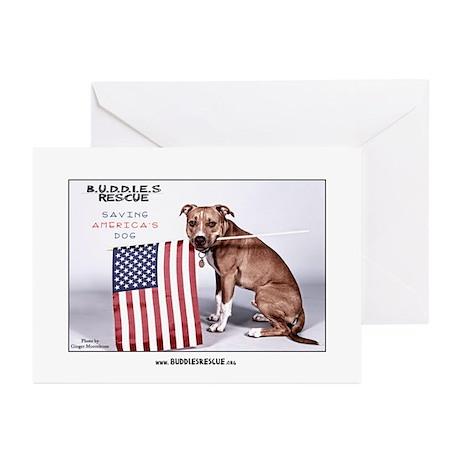 Saving America's Dog Greeting Cards (Pk of 20)