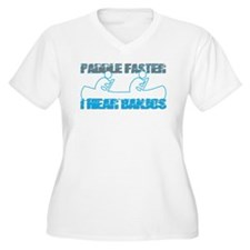 Paddle Faster T-Shirt