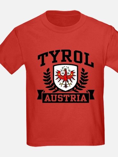 Tyrol Austria T