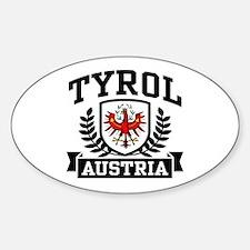 Tyrol Austria Decal