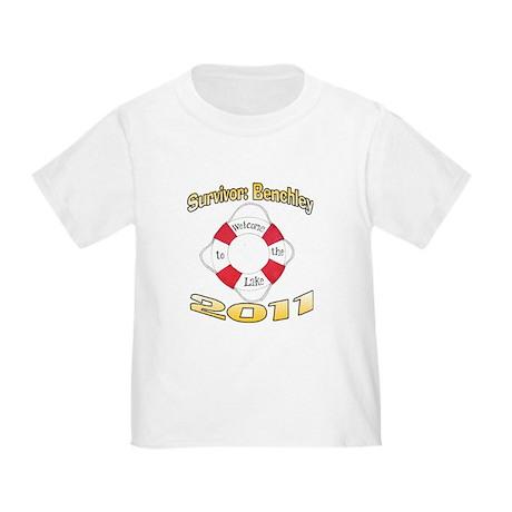 Survivor Benchley 2011 t-shirt