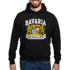 Bavaria Germany Hoodie