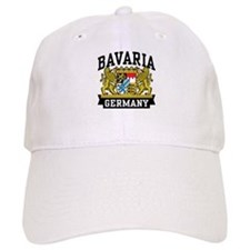 Bavaria Germany Baseball Cap