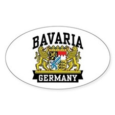 Bavaria Germany Decal