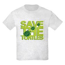 SAVE TURTLES T-Shirt