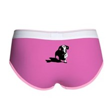 daschund sketch Women's Boy Brief