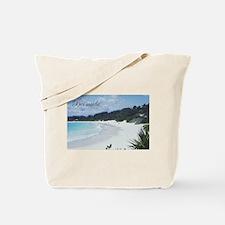 Bermuda Beach Tote Bag