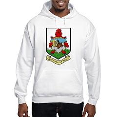 Bermuda Coat Of Arms Hoodie