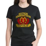 East Germany Coat of Arms Women's Dark T-Shirt