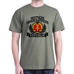 East Germany Coat of Arms Dark T-Shirt