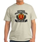 East Germany Coat of Arms Light T-Shirt
