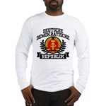 East Germany Coat of Arms Long Sleeve T-Shirt