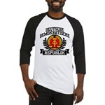 East Germany Coat of Arms Baseball Jersey