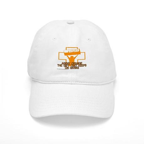 AGENT ORANGE BARREL Cap