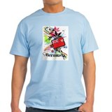 Bermuda Mens Light T-shirts