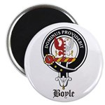 Boyle Clan Badge Crest Magnet