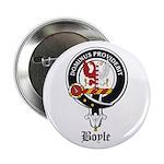 Boyle Clan Badge Crest Button