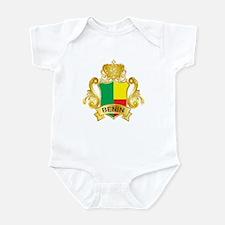 Gold Benin Infant Bodysuit