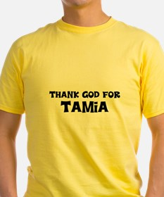 Thank God For Tamia T