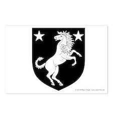 Meridies Populace Badge Postcards (Package of 8)