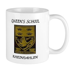 Queen's School Rheindahlen Coffee Mug
