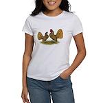 Sebright Golden Bantams Women's T-Shirt