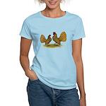 Sebright Golden Bantams Women's Light T-Shirt