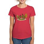 Sebright Golden Bantams Women's Dark T-Shirt