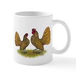 Sebright Golden Bantams Mug