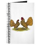 Sebright Golden Bantams Journal