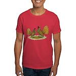 Sebright Golden Bantams Dark T-Shirt