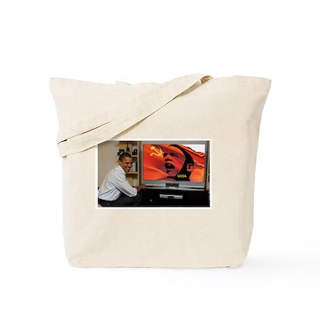 COMMUNIST LEADER Tote Bag